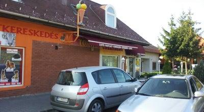 Photo of Dessert Shop Tini Cukrászda at Veszprém, Hungary