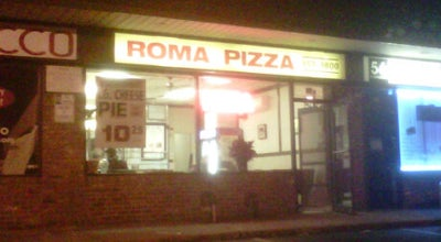 Photo of Pizza Place Roma Pizza at 60 W Montauk Hwy, Lindenhurst, NY 11757, United States