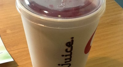 Photo of Juice Bar Jamba Juice at 25 W Houston St, New York, NY 10012, United States