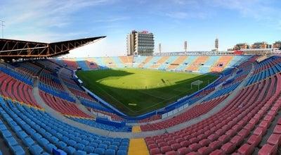 Photo of Soccer Stadium Estadi Ciutat de València at C. Sant Vicent De Paúl, 44, Valencia 46019, Spain