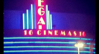 Photo of Movie Theater Regal Cinemas Rancho Del Rey 16 at 1025 Tierra Del Rey, Chula Vista, CA 91910, United States
