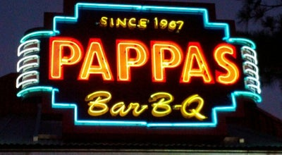 Photo of BBQ Joint Pappas Bar-B-Q at 703 Fm 1960 Rd W, Houston, TX 77090, United States
