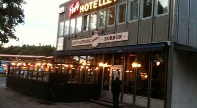 Photo of Pub Restaurang Sorbon at Kvarnbacksvägen 135, Bromma 168 74, Sweden