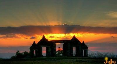 Photo of Temple Kraton Ratu Boko (Ratu Boko Palace) at Jl. Prambanan - Piyungan, Sleman, Indonesia