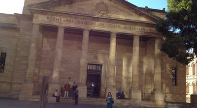 Photo of Art Gallery Art Gallery of South Australia at North Terrace, Adelaide, SA 5000, Australia