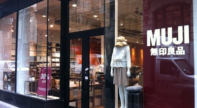 Photo of Other Venue Muji at 16 W 19th St, New York, NY 10011