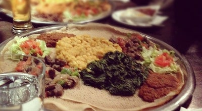 Photo of Ethiopian Restaurant Mosob at 339 Harrow Rd, London W9 3RB, United Kingdom