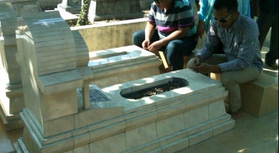Photo of Speakeasy Pemakaman Umum Purwoloyo Sekarpace at Pucangsawit 57125, Indonesia