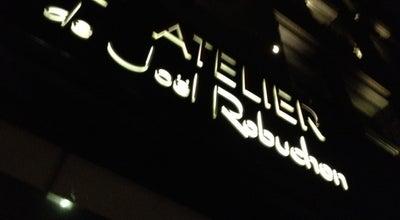 Photo of French Restaurant L'Atelier de Joel Robuchon at 13-15 West St., London WC2H 9NE, United Kingdom