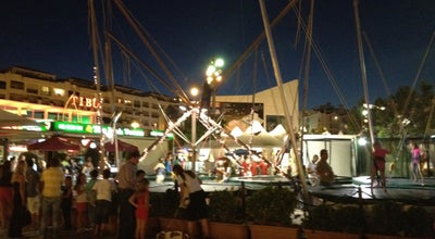 Photo of Plaza Plaza Antonio Banderas at Pl. Antonio Banderas, Marbella 29660, Spain