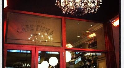 Photo of French Restaurant Cafè Emma at C. De Pau Claris, 142, Barcelona 08009, Spain