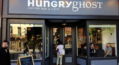 Photo of Coffee Shop Hungry Ghost at 253 Flatbush Ave, Brooklyn, NY 11217, United States
