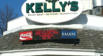 Photo of Sandwich Place Kelly's Roast Beef at 410 Revere Beach Blvd, Revere, MA 02151, United States