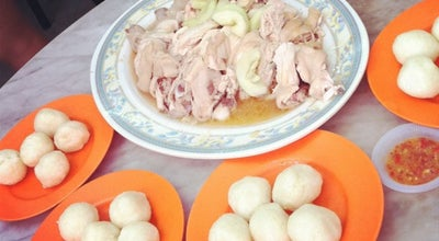 Photo of Chinese Restaurant Chop Chung Wah Hainanese Chicken Rice (中华茶室) at 18 Lorong Hang Jebat, Melaka 75200, Malaysia