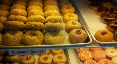 Photo of Donut Shop Donut World at 5561 W Market St, Greensboro, NC 27409, United States