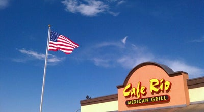 Photo of Mexican Restaurant Cafe Rio Mexican Grill at 285 E Alameda Rd, Pocatello, ID 83201, United States