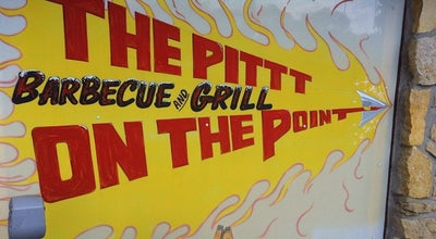Photo of BBQ Joint The Pittt on the Point Barbecue & Grill at 425 Dr Martin Luther King Jr Blvd, Anderson, IN 46016, United States
