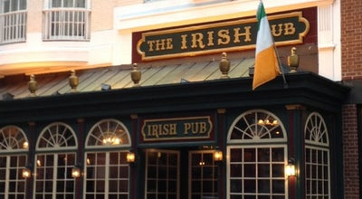 Photo of Restaurant Irish Pub at 2007 Walnut St, Philadelphia, PA 19103, United States