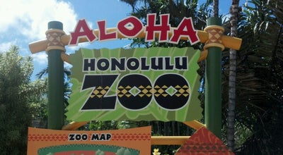 Photo of Zoo Honolulu Zoo at 151 Kapahulu Ave, Honolulu, HI 96815, United States