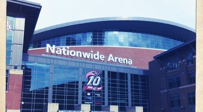 Photo of Hockey Arena Nationwide Arena at 200 W Nationwide Blvd, Columbus, OH 43215, United States