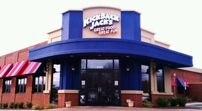 Photo of Sports Bar Kick Back Jack's at 1600 Battleground Ave, Greensboro, NC 27408, United States