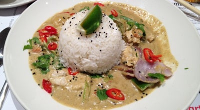 Photo of Asian Restaurant Wagamama at The Elements Shopping Centre, Livingston EH54 6GS, United Kingdom