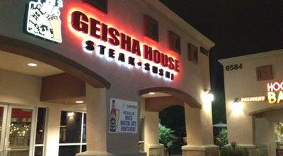 Photo of Japanese Restaurant Geisha House Steak & Sushi at 6572 N Decatur Blvd, Las Vegas, NV 89131, United States