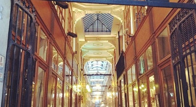 Photo of Historic Site Passage du Grand Cerf at Passage Du Grand Cerf, Paris 75002, France