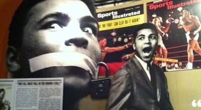 Photo of History Museum Muhammad Ali Center at 144 N 6th St, Louisville, KY 40202, United States