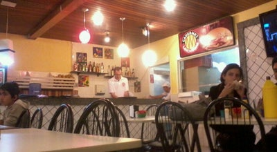 Photo of Burger Joint Caverna's Lanche Bar at Av. José Gomes Da Rocha Leal, Bragança Paulista, Brazil
