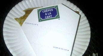 Photo of French Restaurant Crepes A La Cart at 1039 Broadway St, New Orleans, LA 70118, United States