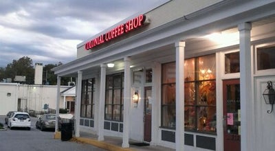 Photo of Diner Colonial Coffee Shop at 938 S George St, York, PA 17403, United States
