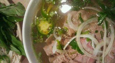 Photo of Vietnamese Restaurant Pho Hoa at 4717 El Cajon Blvd, San Diego, CA 92115, United States