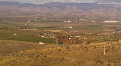Photo of Scenic Lookout Manastash Ridge View Point at Kittitas, Wa, Kittitas, WA, United States
