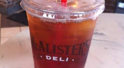 Photo of Deli / Bodega McAlister's at 2804 Judson Rd, Longview, TX 75605, United States