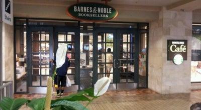 Photo of Bookstore Barnes & Noble Booksellers at 1450 Ala Moana Blvd, Honolulu, HI 96814, United States