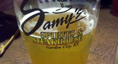 Photo of Steakhouse Samy's Spirits & Steakhouse at 1911 E Kansas Ave, Garden City, KS 67846, United States