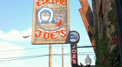 Photo of Burger Joint Eskimo Joe's at 501 W Elm Ave, Stillwater, OK 74074, United States
