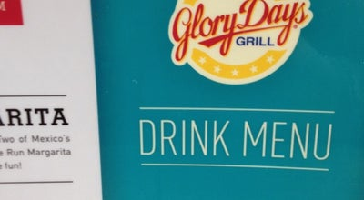 Photo of American Restaurant Glory Days Grill at 1348 Liberty Rd, Eldersburg, MD 21784, United States
