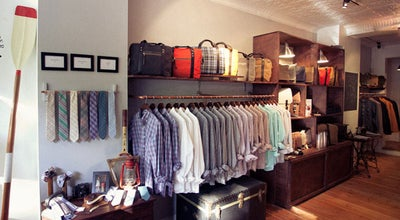 Photo of Men's Store Ernest Alexander at 98 Thompson St, New York, NY 10012, United States