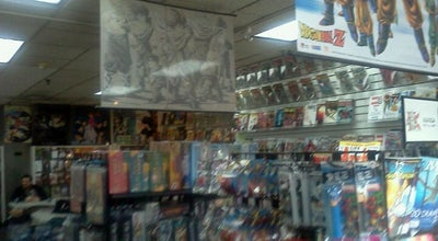 Photo of Toy / Game Store New World Manga - Comics Cards Games at 93 E Mount Pleasant Ave, Livingston, NJ 07039, United States