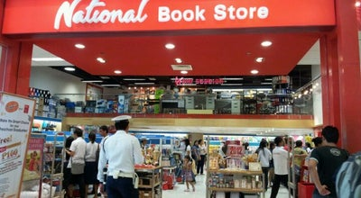 Photo of Bookstore National Book Store at Sm City Calamba, Calamba City 4027, Philippines