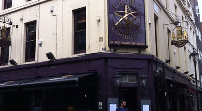 Photo of Pub The Crown & Two Chairmen at 31-32 Dean St, Soho W1D 3SB, United Kingdom