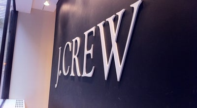 Photo of Clothing Store J Crew at 30 Rockefeller Plaza, New York, NY 10112, United States