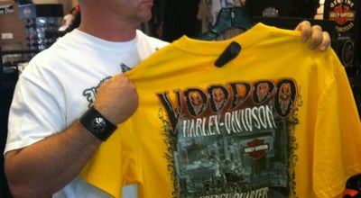 Photo of Bike Shop VooDoo Harley-Davidson at 812 Decatur St, New Orleans, LA 70116, United States