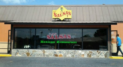 Photo of Mexican Restaurant Las Salsas at 2113 S Sterling St, Morganton, NC 28655, United States