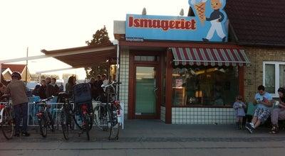 Photo of Ice Cream Shop Ismageriet at Kongelundsvej 116, København S 2300, Denmark