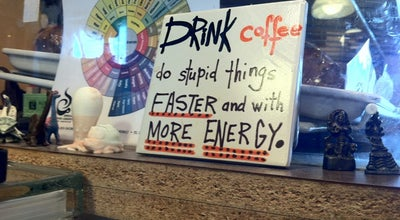 Photo of Coffee Shop Fair Grounds Coffee at 806 Baldwin Ave, Norfolk, VA 23517, United States