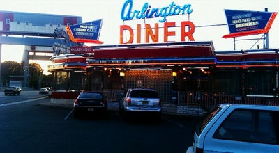 Photo of Diner Arlington Diner at 39 River Rd, North Arlington, NJ 07031, United States