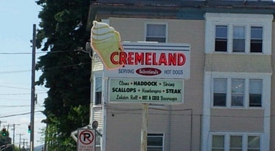 Photo of Ice Cream Shop Cremeland at 250 Valley St, Manchester, NH 03103, United States